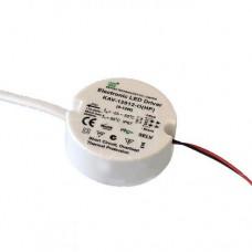 Блок питания для светодиодов влагозащищенный TW-0,5A-24V-12