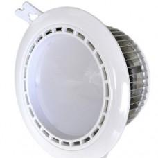 Светодиодный точечный светильник DL-12 DW/WW