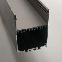 Алюминиевый профиль для светодиодных светильников Х700 62 мм Х 85 мм