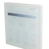 Настенный сенсорный (врезной) регулятор освещения WS-T1-Dim-4D