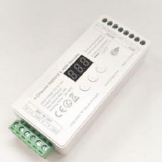 Декодер DMX сигнала DDX-04 четырехканальный