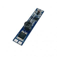 Датчик включения света инфракрасный для монтажа в светодиодный профиль DI-01A