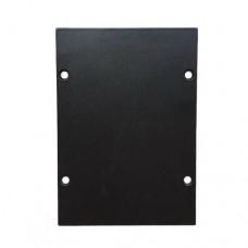 Заглушка черная C701BL для профиля серии X701BL