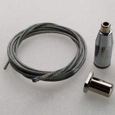 Комплект тросовых подвесов для светодиодных светильников KHT-002-5