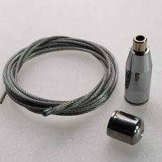 Комплект тросовых подвесов для светодиодных светильников KHT-002-6