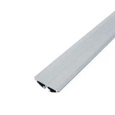 Профиль алюминиевый ЛПР-60 полукруглый для светодиодных светильников, анодированный , м
