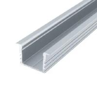 Профиль алюминиевый врезной ЛПВ12 (12х16 мм) анодированный, м