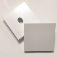 Заглушка C2601 торцевая для профиля X2601