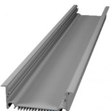 Алюминиевый профиль для светодиодной подсветки X602
