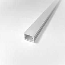 Алюмінієвий профіль для підлоги X805 + матовий розсіювач A805 в комплекті
